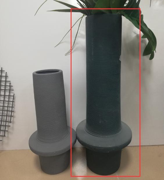 藏青色花器OBN18MMG405h53cm+135基地自提